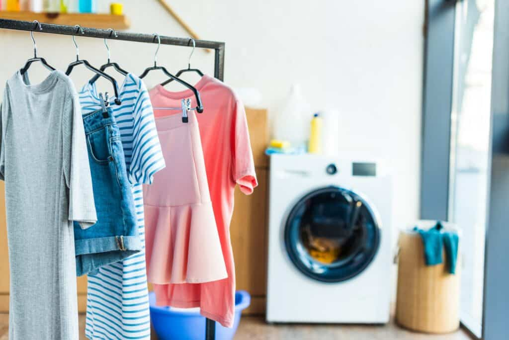 tvätt för privatkund